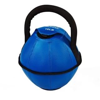 Sunny Health Fitness No. 073 10 lb. Soft Kettlebell|https://ak1.ostkcdn.com/images/products/10888662/P17923625.jpg?impolicy=medium