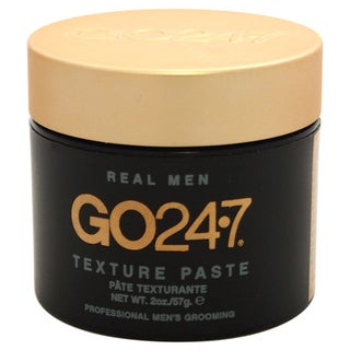 GO247 Men's Real Men 2-ounce Texture Paste