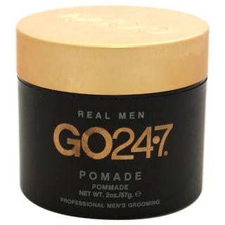 GO247 Men's Real Men 2-ounce Pomade