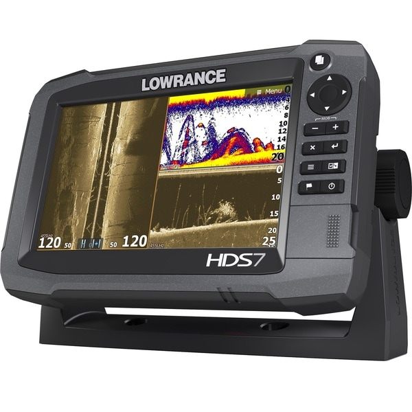 Lowrance HDS-7 Gen3 Insight Low/High Fishfinder