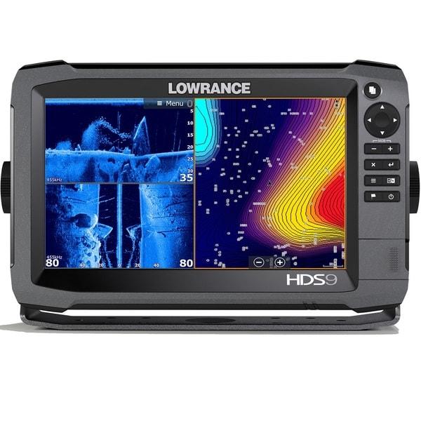 Lowrance HDS-9 Gen3 Insight 50/200 Transducer Fishfinder