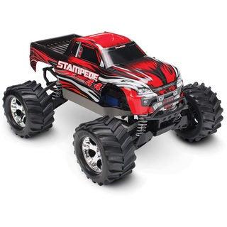 Traxxas Stampede 0.1 4x4 Monster Truck 67054-1