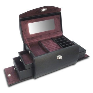 Morelle & Co. Layla Leather Jewelry Box (2 options available)