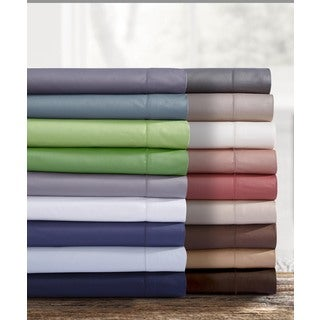 Egyptian Cotton 750 Thread Count Pillowcases (Set of 2) (More options available)