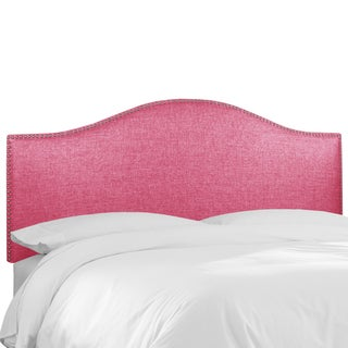 Skyline Furniture Groupie Azalea Nail Button Headboard