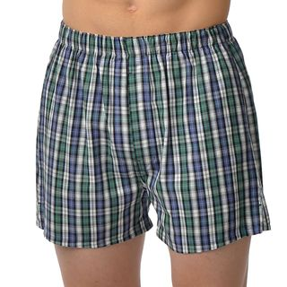 Majestic Men's Bigs Basic All-cotton Boxers