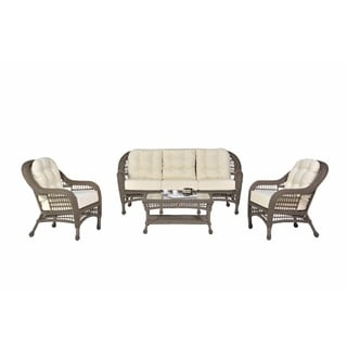 Panama Jack Carolina Beach 4-piece Living Set