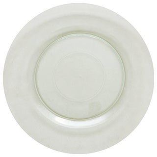 French Home Set of 4, 11-inch Urban Dinner Plates