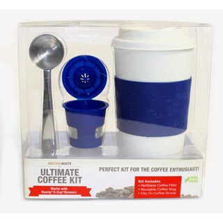 The Ultimate Coffee Kit (Option: BLUE)