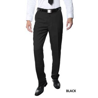 Premium Men's White Regular Fit Formal and Business Dress Pants|https://ak1.ostkcdn.com/images/products/10889054/P17923867.jpg?impolicy=medium