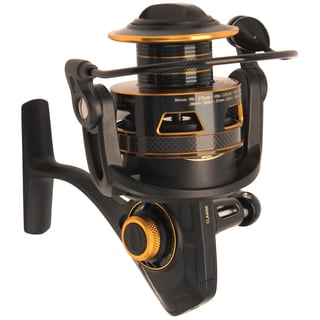 Penn Clash Spinning Reel 4000 6.2:1 Gear Ratio 9 Bearings 15-pound Max Drag Ambidextrous Boxed