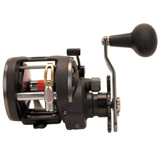 Penn Warfare Level Wind Reel 15. 5.1:1 Gear Ratio 3 Bearings 15 lb Max Drag Left Hand Boxed
