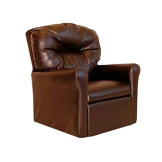 Shop Dozydotes Contemporary Child Rocker Recliner Chair
