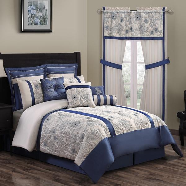 Athena 10-piece Comforter Set