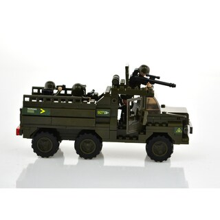 Sluban Interlocking Bricks Army Apc