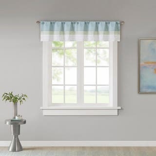 colored douglas shades window shutter blinds hunter valances with valance coral treatments