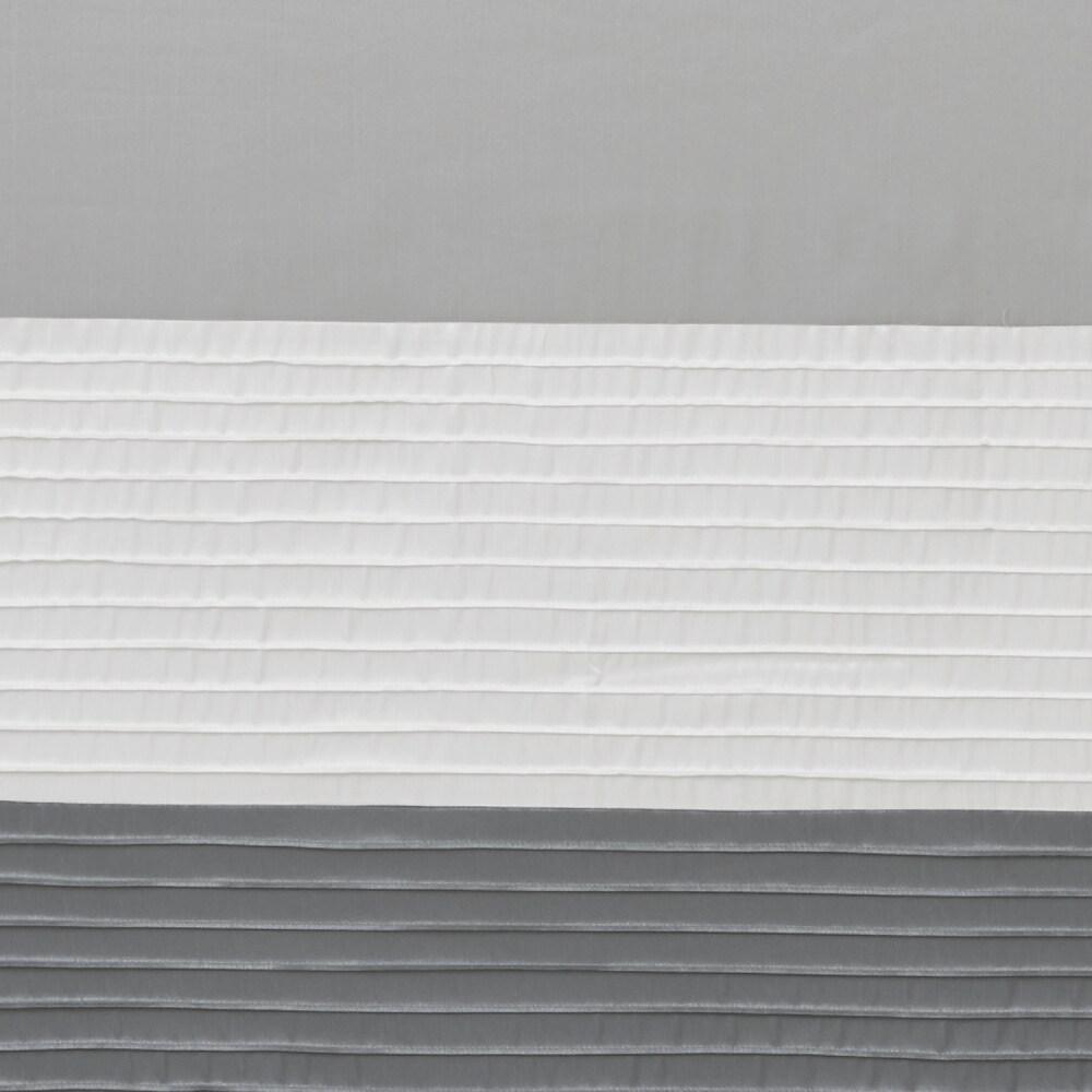 Shop Madison Park Infinity Polyoni Pintuck Single Window Curtain Panel - 10889494