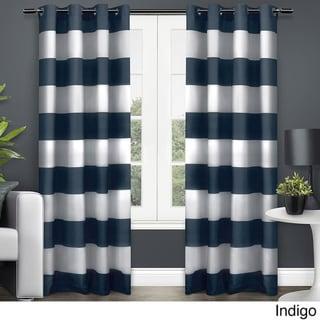 Blue, Stripe Curtains & Drapes - Shop The Best Deals For Apr 2017