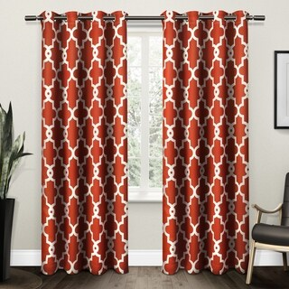Oliver & James Frahm Blackout Curtain Panel Pair (More options available)