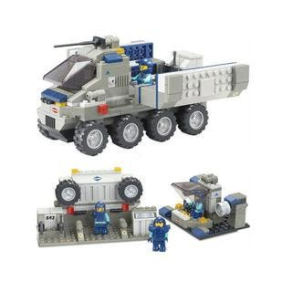 Sluban Interlocking Bricks Warfield Support Vehicle|https://ak1.ostkcdn.com/images/products/10889695/P17924546.jpg?impolicy=medium