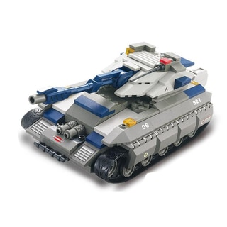 Sluban Interlocking Bricks Mammoth Tank