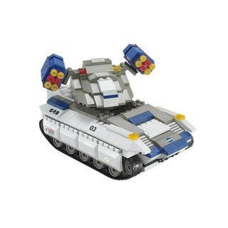 Sluban Interlocking Bricks Vulcan Missile Tank|https://ak1.ostkcdn.com/images/products/10889700/P17924550.jpg?impolicy=medium