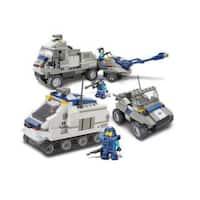 Sluban Interlocking Bricks Armored Artillery