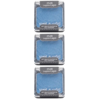 Wet n' Wild Color Icon Eyeshadow 254B Lagoon Set of 3