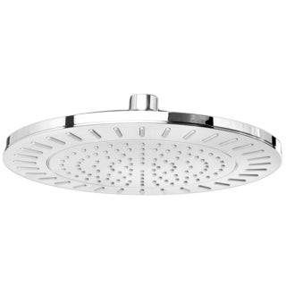 AKDY 9-inch Rainfall Shower Style Head High Efficiency Round Chrome Water Saving Contemporary Modern
