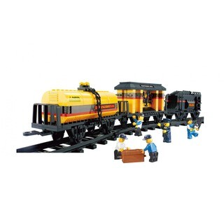 Sluban Interlocking Bricks Special Train