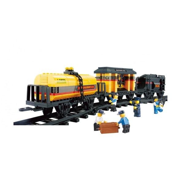 Sluban Interlocking Bricks Special Train
