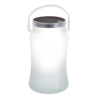 Solar Storage Bottle White