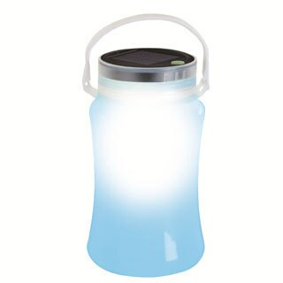 Solar Storage Bottle Blue