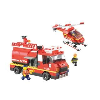 Sluban Interlocking Bricks First Aid Vanguard