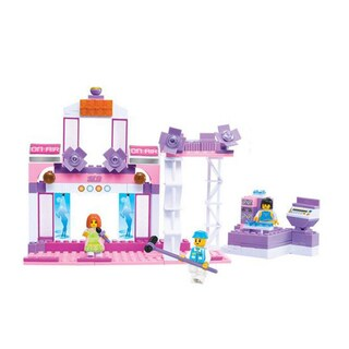 Sluban Interlocking Bricks Florid Stage