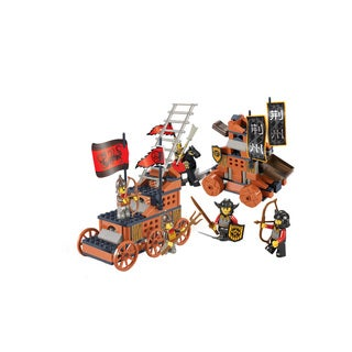 Sluban Interlocking Bricks Battle Set