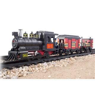 Sluban Interlocking Bricks Atlantis Train Set (Option: Multi)