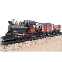 Sluban Interlocking Bricks Atlantis Train Set