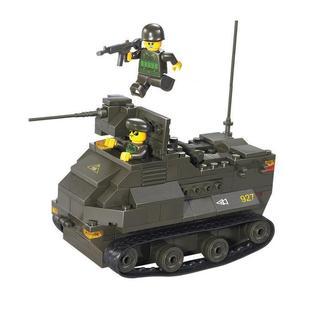 Sluban Interlocking Bricks Armored Corps Aav7a1