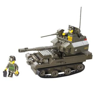 Sluban Interlocking Bricks T90 Tank