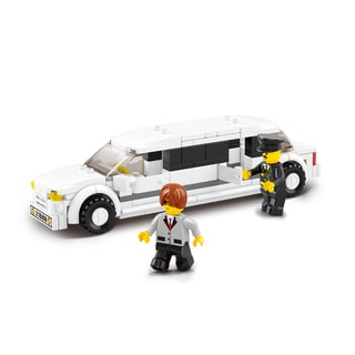 Sluban Interlocking Bricks Limousine