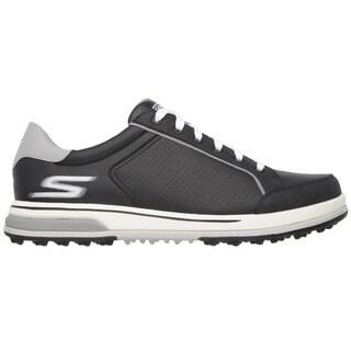 Men's Skechers GO GOLF Drive 2 Sneaker Black/White