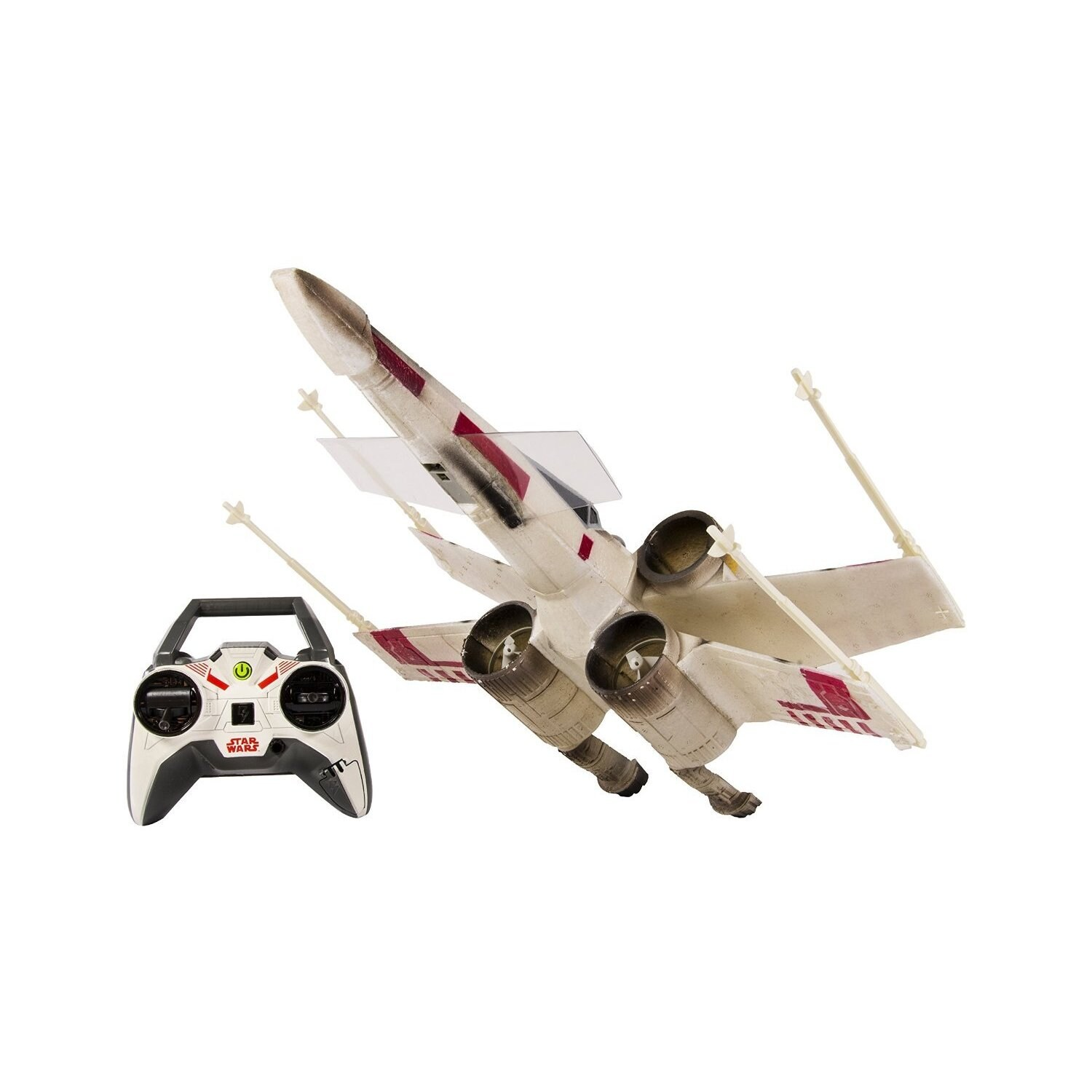 Spin Master Air Hogs Star Wars Remote Control X-Wing Star...