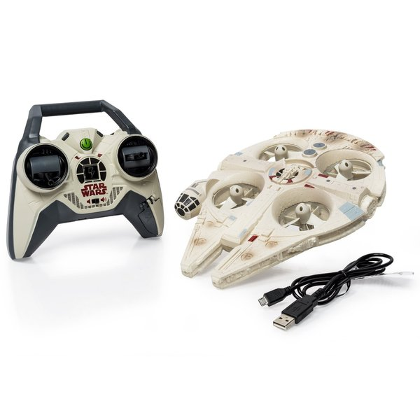 Spin Master Air Hogs Star Wars Ultimate Millenium Falcon Quad