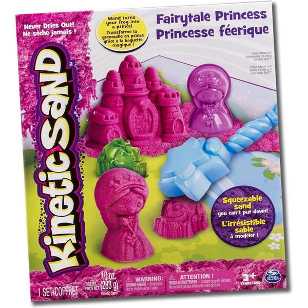 Spin Master Kinetic Sand Fairytale Princess
