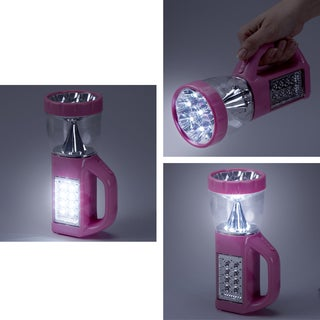 Stalwart 24 LED 3-Way Emergency Flashlight Nightlight