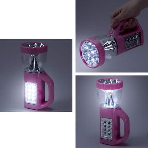 Stalwart 24 LED 3-Way Emergency Flashlight Nightlight