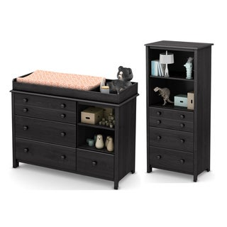 South Shore Little Smileys Changing Table and Dresser