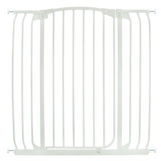 Dreambaby Chelsea Tall Hallway Auto Close Metal Baby Gate (2 options available)