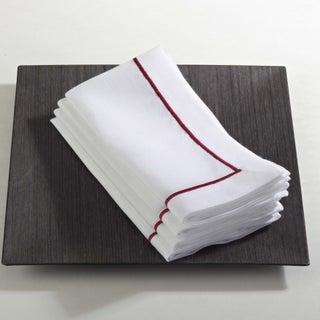 Embroidered Line Design Napkin (Set of 4)